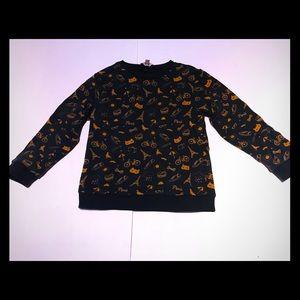 EUC Emile et Ida Grey Sweatshirt Size 4T